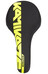 Sixpack Kamikaze 316 Sattel black/neon-yellow